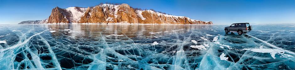 байкал фото зимний
